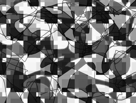 Snelson, P., II. (2012). Structured Scribbling Maniacal Matrix Graphic Gestures. Computer graphic.