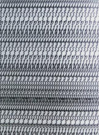 Mendes, F. (2014). Texto é Tecido (Text is Fabric) 2. Digital Image. 14x22 cm.