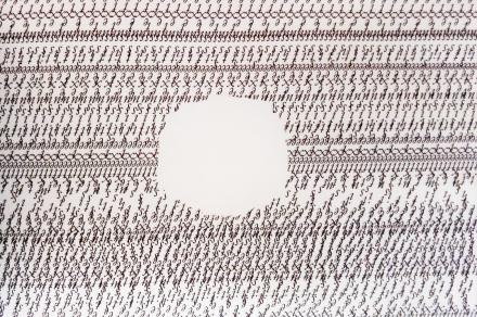 Mendes, F. (2014). Furos 1 [Holes 1]. Digital image, 14 x 22 cm.